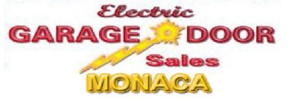 Electric Garage Door Sales