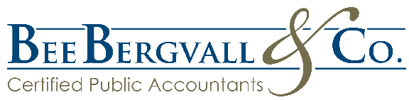 .Bee Bergvall & Co - CPA