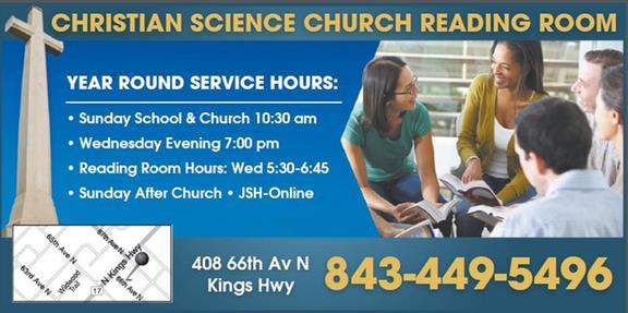 Church Of God Of  Myrtle Beach Sc