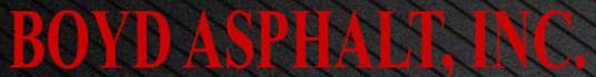 Boyd Asphalt Inc