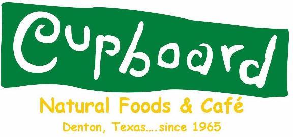Cupboard Natural Foods Denton Texas