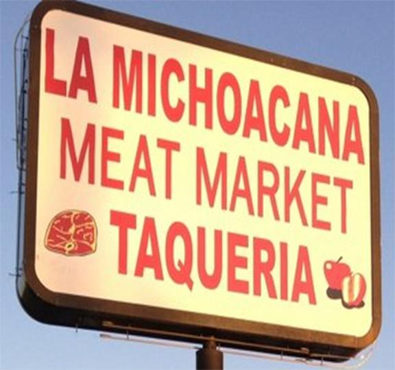 La Michoacana Meat Market Taqueria