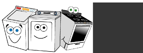 Washer And Dryer Clipart diamond's washer & dryer service in san antonio, tx | 2503 w