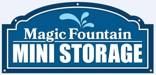 Magic Fountain Storage