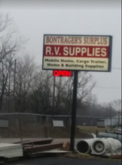 Bontrager's Surplus, Inc.