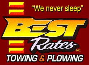 Best Rates Towing & Plowing
