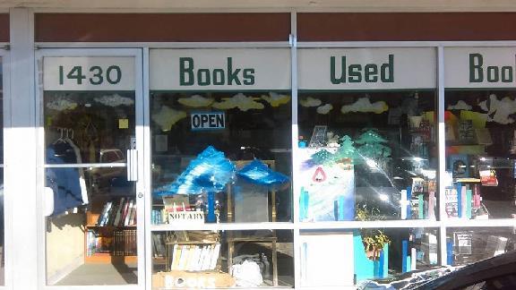 Rosemary's Baby Book Store