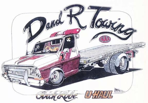 D & R Towing