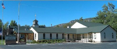 First Baptist Church Of Pine