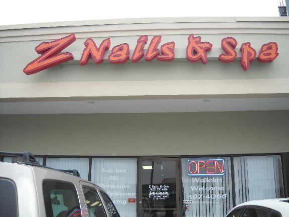 Z Nails Spa 25 Pos 11 S Nail Salons 1 Lambert