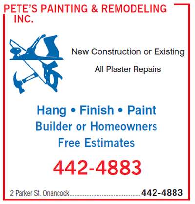 Pete's Painting & Remodeling