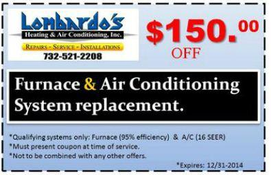 Lombardo's Heating & Air Conditioning Inc