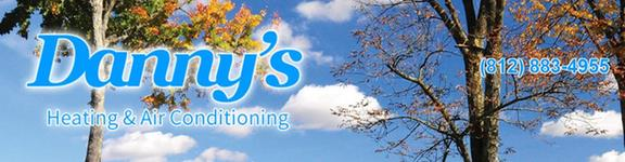 Danny's Heating & Air Conditioning Inc