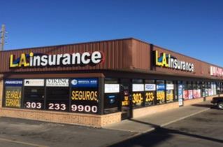 L.A. Insurance - Lakewood