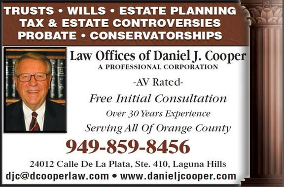 Cooper Daniel J Law Offices Of
