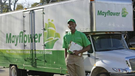 Aaa Moving Storage A Mayflower Agent In Stockertown
