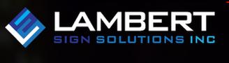 Lambert Sign Solutions