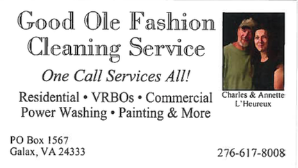Good Ole Fashion Cleaning Service