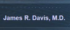 James R. Davis, M.D.