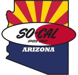 So-Cal Speed Shop - Vintage Ford & Chevrolet Parts of Arizona