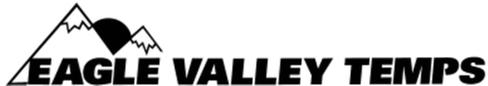 Eagle Valley Temps