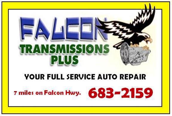 Falcon Transmissions Plus