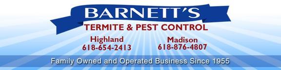 Barnett's Termite & Pest Control