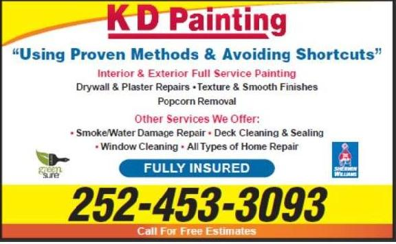 Kd Painting and Power Washing