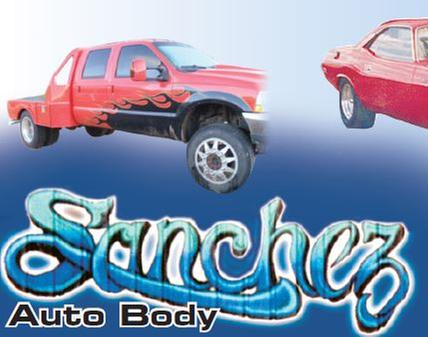 Sanchez Auto Body LLC