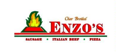 Enzo's Restaurant & Carryout-Sausage-Italian Beef-and Pizza
