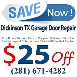 Dickinson Garage Door Repair