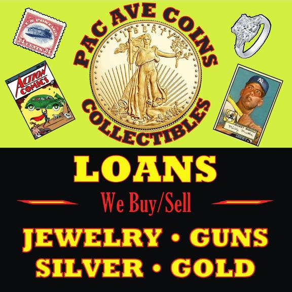 Pac Ave Coins & Collectibles