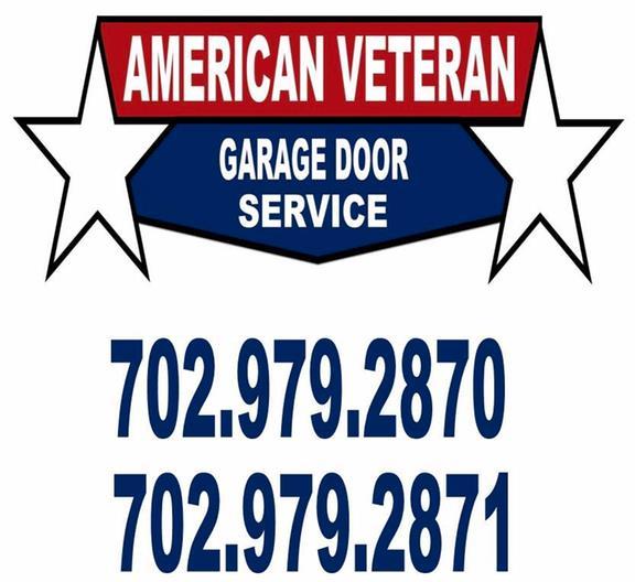 American veteran garage door service for Veteran garage door