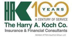 Koch  Harry A Co