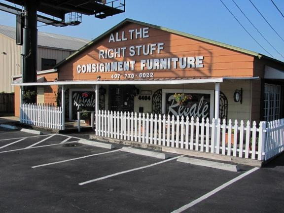 All The Right Stuff Consignment Furniture in Orlando FL
