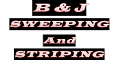 B & J Sweeping And Striping