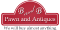B & B Pawn and Antiques