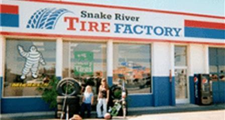 Snake River Tire Factory