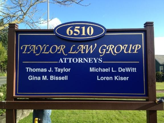 Taylor Law Group, P.S.