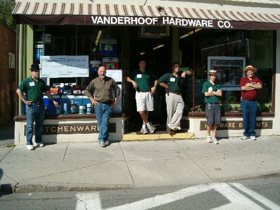 Vanderhoof Hardware Co  - 28 Main St, Concord, MA