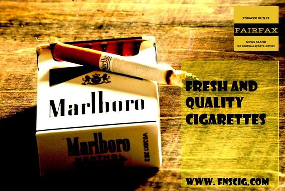 Duty free cigarettes Marlboro prices USA