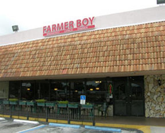 Farmer Boy Restaurant Clearwater Fl