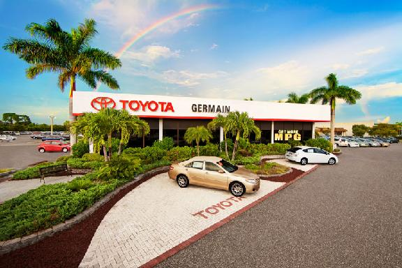 Elegant Germain Toyota Of Sarasota