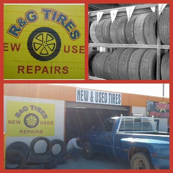R G Tires 535 W Roger Rd Tucson Az