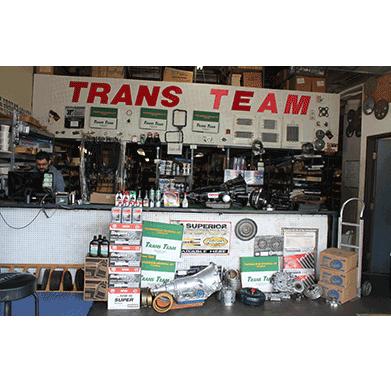 Transmission Team - 8824 Somerset Blvd, Paramount, CA