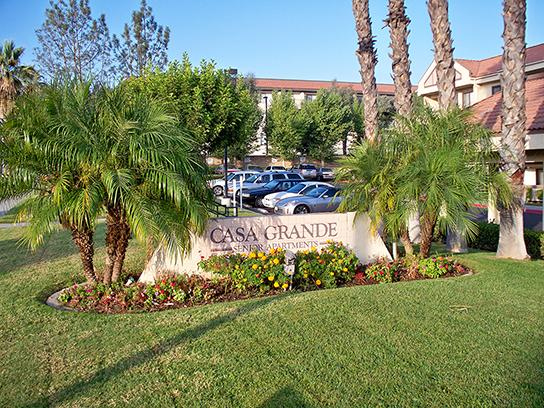 Casa Grande Senior Apartments Corona Ca