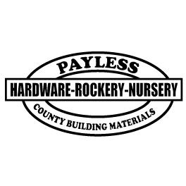 Payless Hardware Rockery Nursery