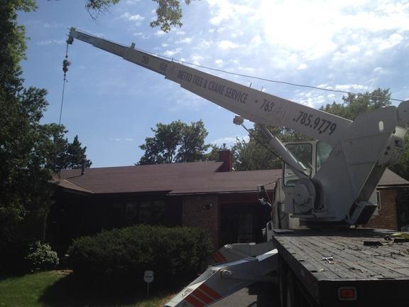 Metro Tree And Crane Service