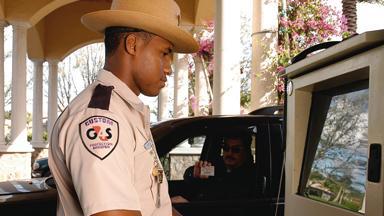 g4s custom protection officer