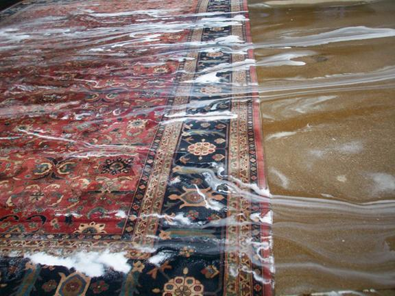 Khalil's Oriental Rugs Workshop